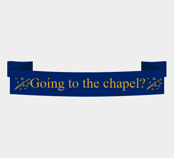 goingtothechapel